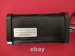 Hidden Secret Classic Car Stereo 4 Speaker Audio System AUX USB Bluetooth 200W