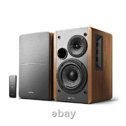 Home Theater Speaker Sub-woofers 2.0 Active Media Music Audio Sound Stereo