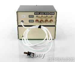 Intrinsic Sound Systems 3-Way Stereo Speaker Crossover Outboard Power Supply