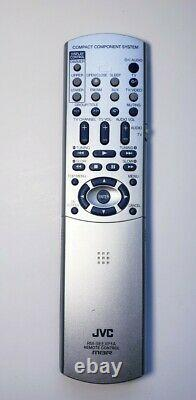 JVC DVD Receiver Digital EX-A1 DVD Audio Wood Cone Speakers Stereo Compact MINT