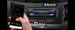 JVC KD-TD71BT Car AUDIO CD Bluetooth Stereo Receiver With4 Speakers CSDR261 2 PAIR