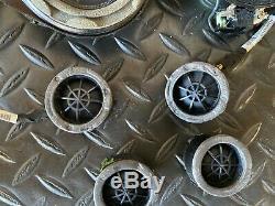 Jeep Grand Cherokee Srt 2011-2019 Oem Harman Kardon Audio Speakers Tweeters 74k
