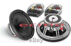 Jl Audio C5-650x 6.5 300w Full Range C5 Coaxial Car Stereo Speakers