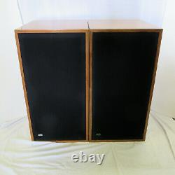 KEF LS5 BBC licensed monitor stereo speakers ideal audio
