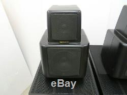 Kef Reference 107 Stereo Speakers Worldwide Shipping Ideal Audio