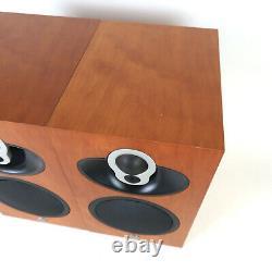 Linn Majik 109 Light stereo speakers cherrywood ideal audio