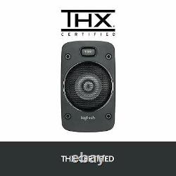 Logitech Z906 Stereo Speakers 3D 5.1 Dolby Surround Sound THX & 2YR WARRANTY NEW