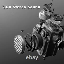 MUZEN Wild Mini Portable Bluetooth Speaker Waterproof Loud Volume Stereo Sound