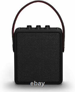 Marshall Stockwell II Portable Bluetooth Speaker 20W Stereo Sound Black RRP £220