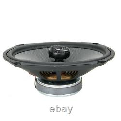 Memphis Audio 15-MCX69 Car Stereo MClass Series 6 x 9 2-Way Coaxial Speakers