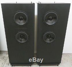 Meridian Dsp 6000 Active Stereo Speakers Worldwide Shipping Ideal Audio