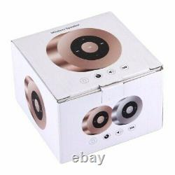 Mini portable Bluetooth Speaker Wireless Indoor Outdoor Stereo Bass LOUD sound