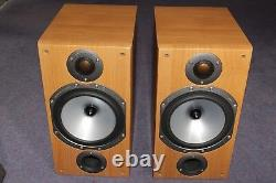 Monitor Audio Bronze BR2 Reference Speakers 75 watts