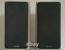 Monitor Audio Bronze BX2 Hi-Fi Speakers Natural Oak