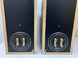 Monitor Audio Bronze BX2 Stereo HiFI Speakers Used