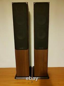 Monitor Audio Bronze BX5 Floor standing stereo speakers (Walnut wood)