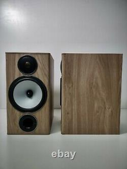 Monitor Audio Bronze Bx2 Bookshelf 2-way Stereo Speakers Oak