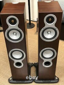 Monitor Audio GS20 Speakers Floor Standing Gold Signature Fully Working