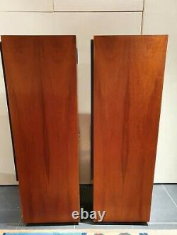 Monitor Audio Gold Reference GR20 Speakers rrp £2100 original receipt Cherry
