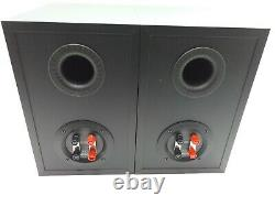 Monitor Audio Monitor 100 Bookshelf Speakers Black Pair