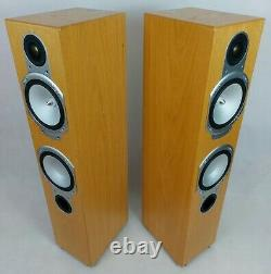 Monitor Audio Silver RS6 stereo speakers