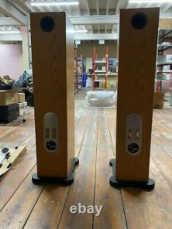 Monitor audio silver rs8 floor standing stereo speakers