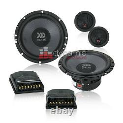 Morel Tempo Ultra 602 Car Audio 6-1/2 2-Way 4 ohm Component Speaker System New