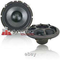 Morel VIRTUS MW6 6-1/2 Virtus Series Car Audio Mid-Woofers / Speaker MW-6 NEW