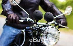 Motorcycle Stereo Speaker Audio System Bluetooth Amplifier WATERPROOF SPEAKERS