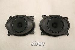 NEW OEM Kicker Speaker Upgrade Kit H631SSG000 for Subaru Forester 2014-2018