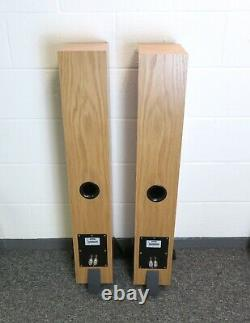 Neat Ekstra stereo speakers ex-demo boxed 24 month warranty ideal audio