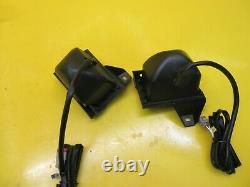 New Genuine Can Am Maverick X3 Mtx Stereo Audio Sound System Front Speakers Pair