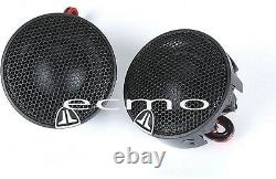 New Jl Audio C2-650 Car Stereo Component Speakers 6.5 2 Way 200 Watts