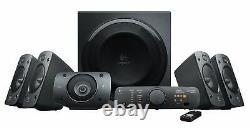 New Logitech Z906 Stereo Speakers 3d 5.1 Dolby Surround Sound 1000-watt
