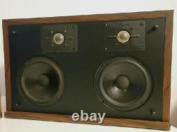 PAIR of RARE POLK AUDIO SDA STEREO DIMENSIONAL COMPACT SPEAKERS STEREO ALTAVOCES