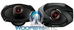 PIONEER TS-6900PRO 6x9 600W BULLET TWEETERS MOTORCYCLE CAR AUDIO SPEAKERS NEW