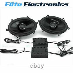 POLK AUDIO MM571 MOBILE MONITOR 5x7 COAXIAL 2-WAY CAR MARINE STEREO SPEAKERS