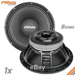 PRV Audio 12MB1500 Mid Bass Car Stereo 12 Speaker 8 ohm 12MB PRO 1500W