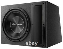 Pioneer Ts-a300b 12 1500w Subwoofer Bass Speaker Ported Enclosure Boom Box New