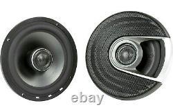 Polk Audio MM652 6.5 2-Way Pair Car Stereo Marine Boat ATV Motorcycle Speakers