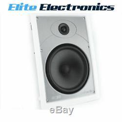 Polk Audio Mc85 8 2-way Custom In-wall Ceiling Home Theatre Stereo Speaker Each