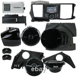 Rockford Fosgate X317-STAGE4 Stereo Audio Speaker System for Can-Am Maverick X3