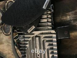 SAAB 9-3 Estate BOSE Speaker Stereo Sound System Sub Woofer & Speakers 2007-2012