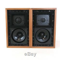 SPENDOR LS3/5a STEREO SPEAKERS WORLDWIDE SHIPPING IDEAL AUDIO