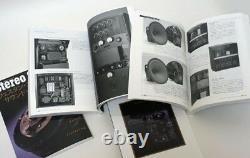 Stereo Sound Western Electric Listening Book Magazine Speaker Amplifier Vintage