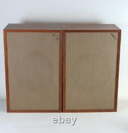 Tannoy Monitor Gold LSU/HF/III. LZ/8/U stereo speakers ideal audio