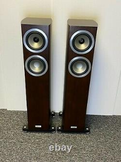 Tannoy Precision 6.2 stereo speakers ideal audio