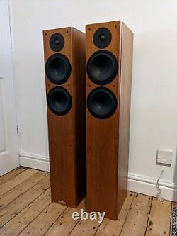 Tannoy Revolution R3 Floorstanding Stereo Speakers Vintage Home Cinema Audio