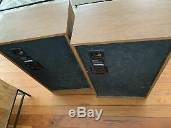 Technics SB-LX70 Vintage Stereo Speakers Speaker 3 Way Audio