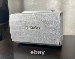 Technics Stereo System DV280 DVD CD Hi-Fi SB-Speakers Surround Sound + Remote